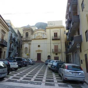 The church of Madonna of Graces
